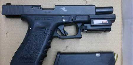 gun recovered 3-22